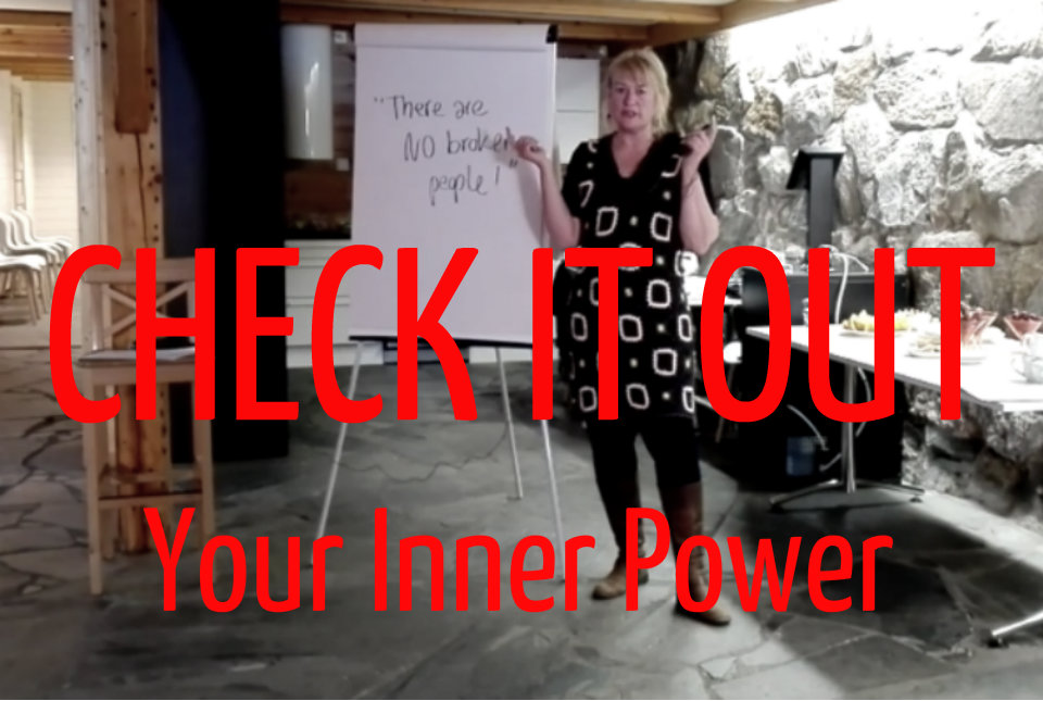 check it out Your Inner Power